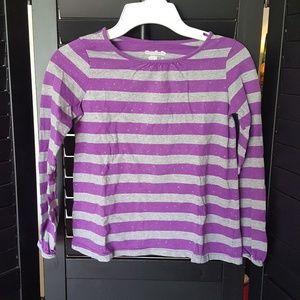 Garanimals girls sz 7 long sleeved t-shirt